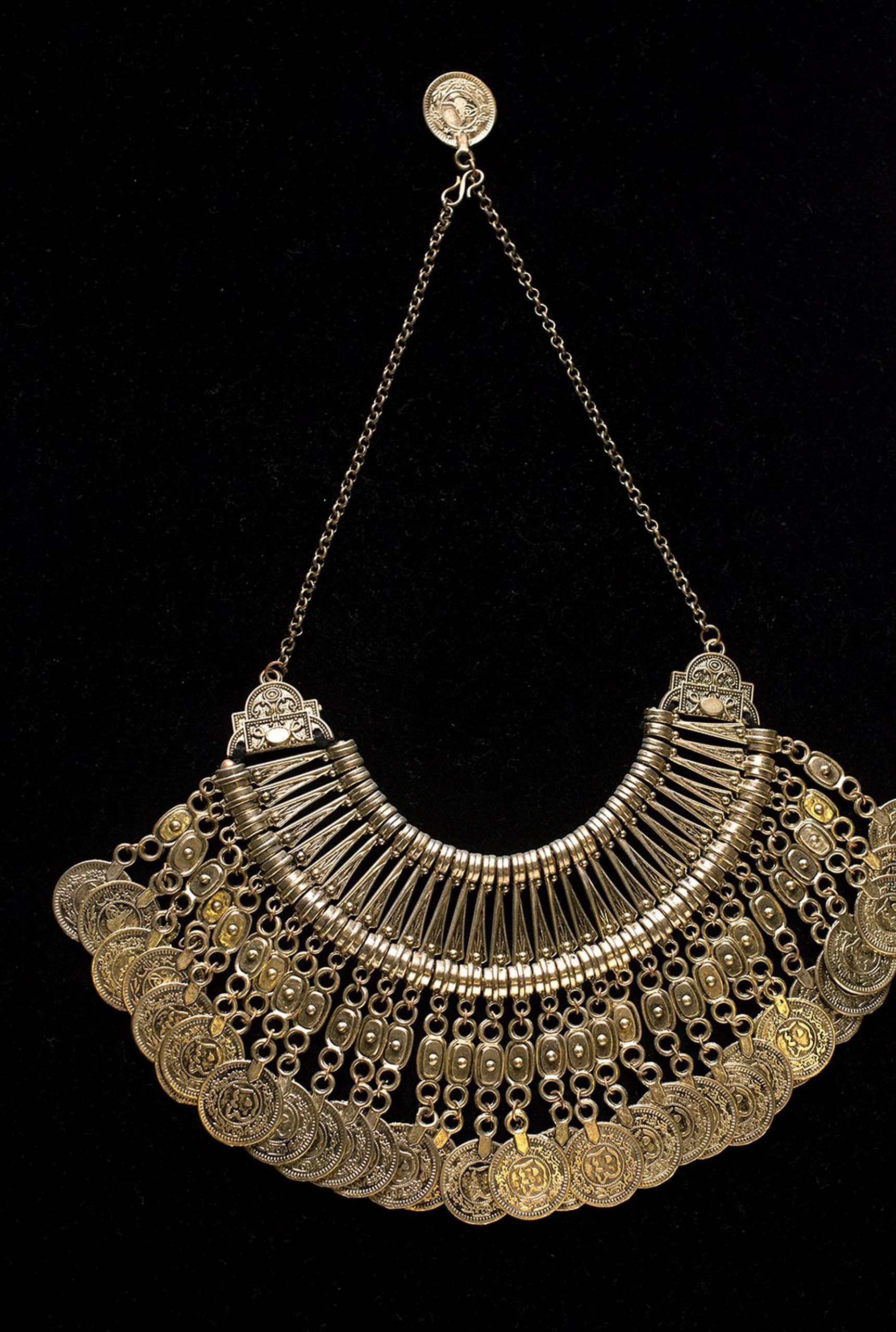 Cleo Coin Necklace