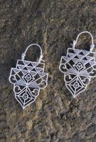 Indian Abstract Earrings